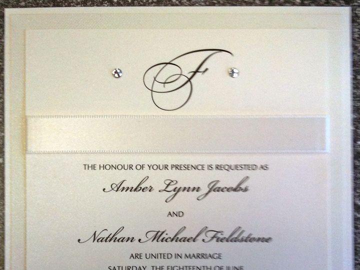 Tmx 1380900269758 Amber Nathan Oceanside, New York wedding invitation