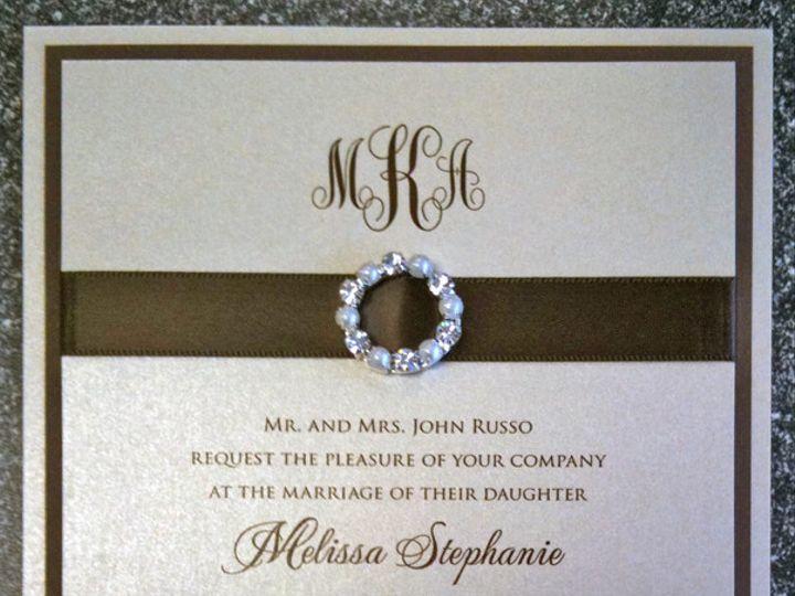 Tmx 1380900273276 Melissa Aiden Oceanside, New York wedding invitation