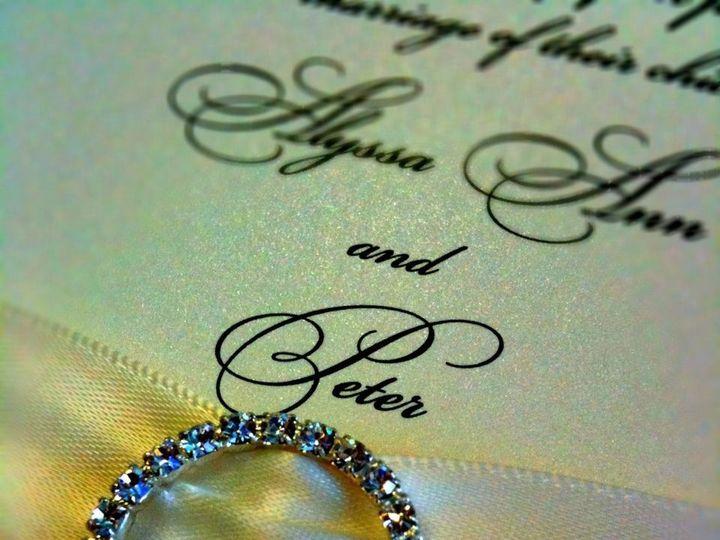 Tmx 1380900426871 Img0219 Oceanside, New York wedding invitation