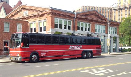 Marsh Bus