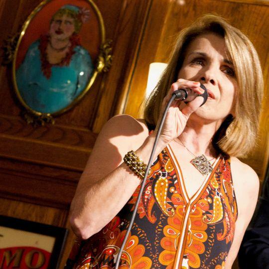 Vocalist Kathy Farmer
