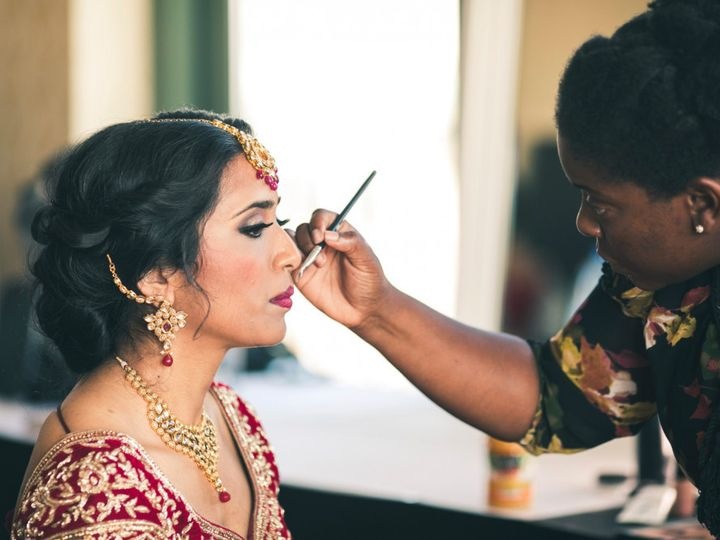 Tmx Anisha2 51 589930 Fairfax, VA wedding beauty