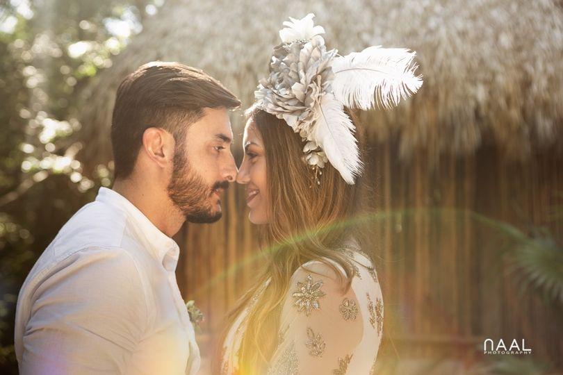 Cenote Wedding