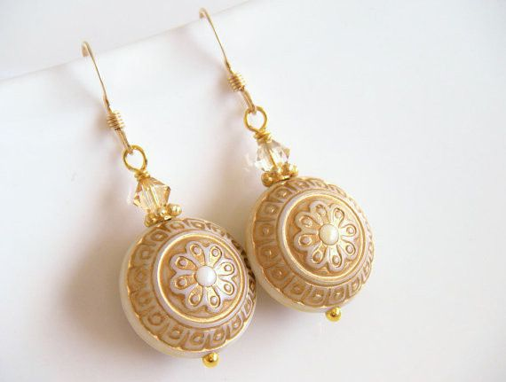 Tmx 1393176322482 Ankara Gold Earrings Shor Poughquag wedding jewelry
