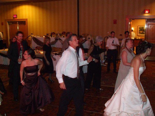 Wedding at the Crowne Plaza