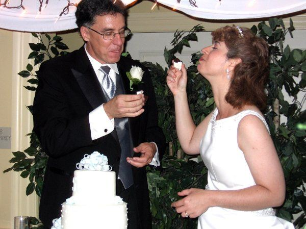 Wedding at the Marriott West