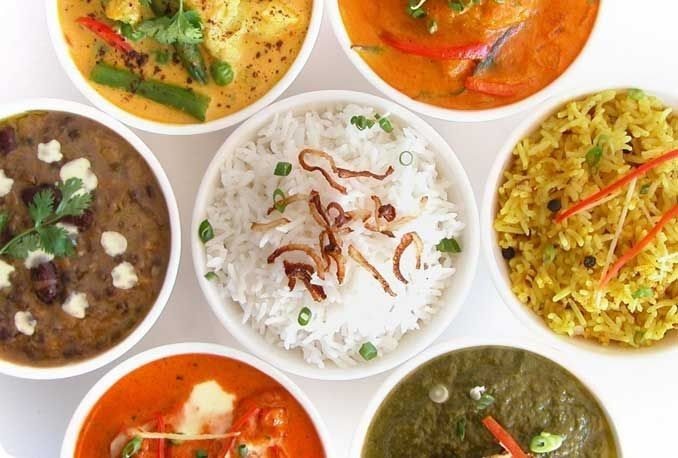 indian home catering
