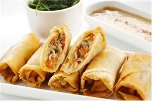Tmx 1466968772834 431 Chinesespringrolls South Plainfield wedding catering
