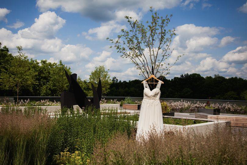 Wedding gown - Trevor Ritsema Photography