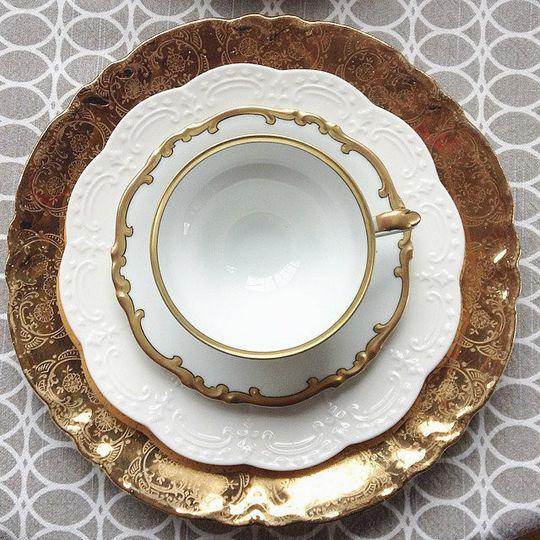 Grand Rapids Wedding Rentals: Vintage Dish Rentals
