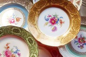 Gigi & LaClede - Vintage Dish Rentals