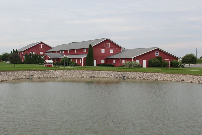 Farmstead Expo Barn