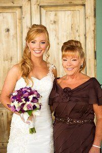 One of our stunning brides and mother-of-the-bride rocking their Faking it Flawless glows!