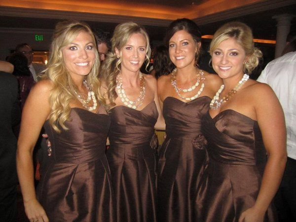Tan parties are a fun way to get the entire bridal party together for some pre-party primping.  Ask...