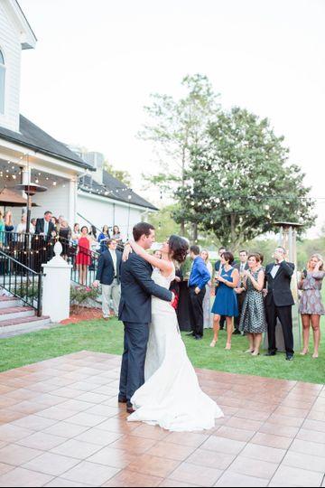 bush wedding wedding photos 0809