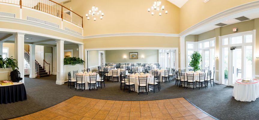 Pano of Ballroom Space