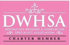 Charter member Destination Wedding Honeymoon Specialits Association