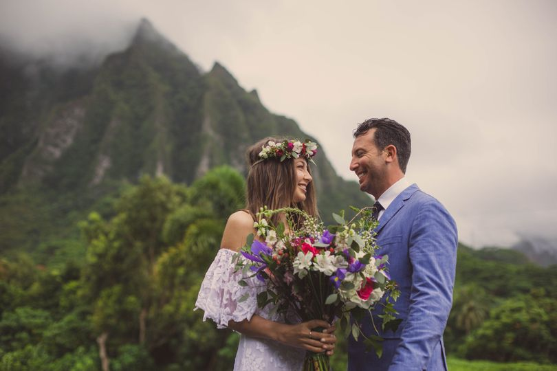 Floral wedding - Kelilina Photography and Films
