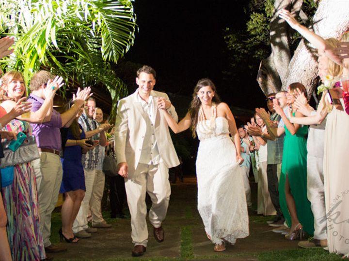 Tmx 1428495184047 Holualoa Inn Hawaii Wedding Bride And Groom Exit West Palm Beach, FL wedding photography