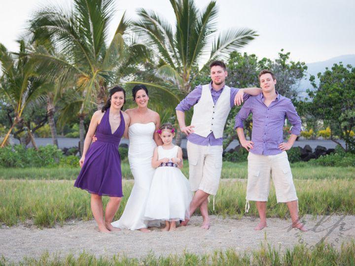 Tmx 1428495440529 Kona Beach Hotel Hawaii Wedding Bridal Party West Palm Beach, FL wedding photography