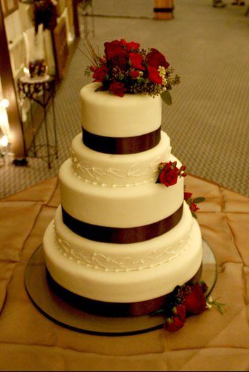 Tiered Expressions - Wedding Cake - Payson, UT - WeddingWire