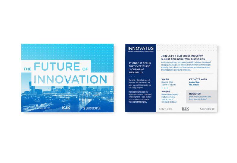 Innovation Summit Invitation