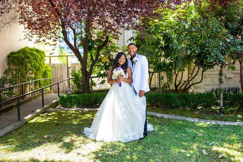 Happy Newlyweds