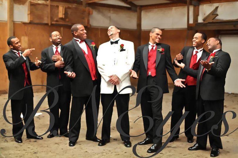 BISHOP WEDDING