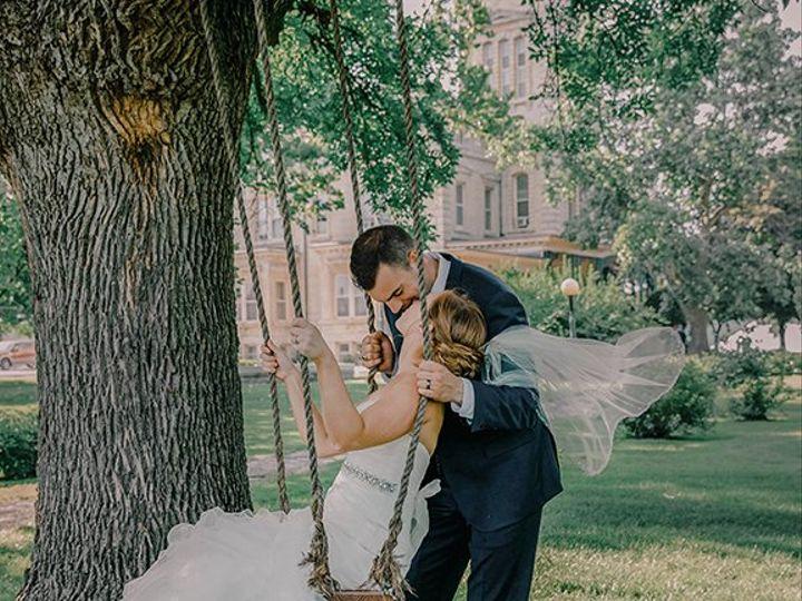 Tmx Magenta Wedding Photography Swing 51 987040 160471635196262 Davenport, IA wedding photography