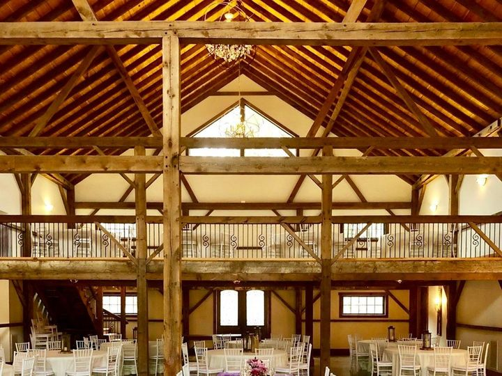 Tmx Inside Barn Of Lavender Oaks Farm 51 998040 158534222524726 Chapel Hill, NC wedding venue