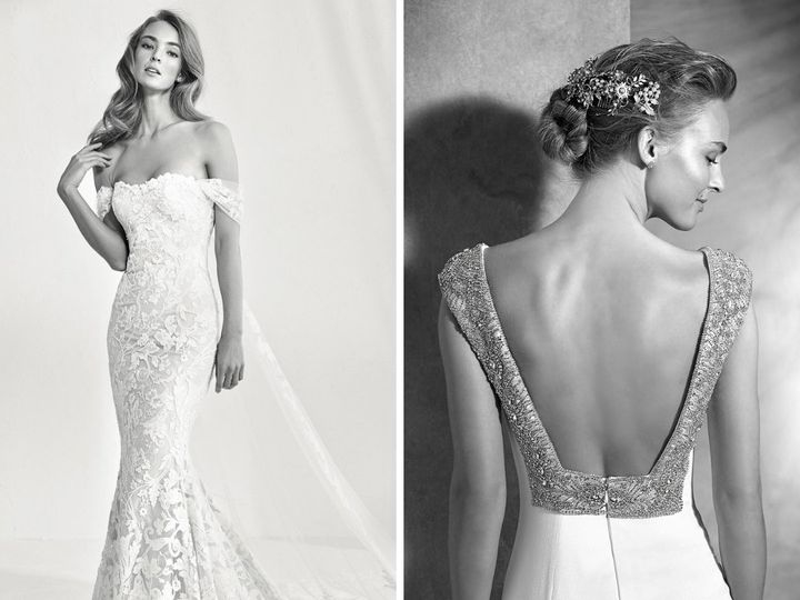 Tmx Pronovias Designer Of The Week Insta 51 29040 Waltham wedding dress