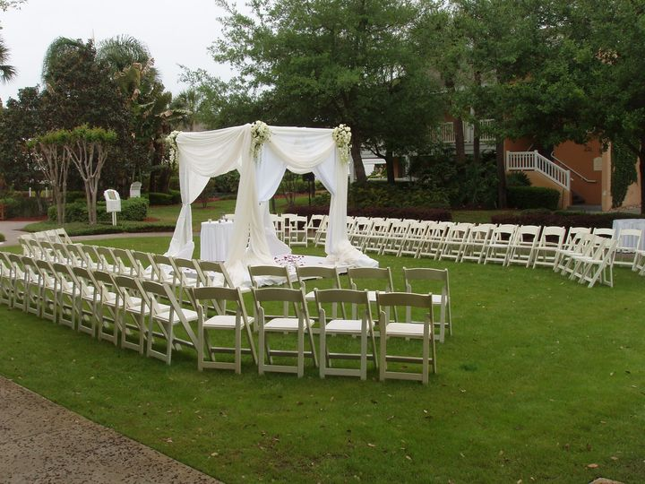 Grand Lawn Simple Ceremony