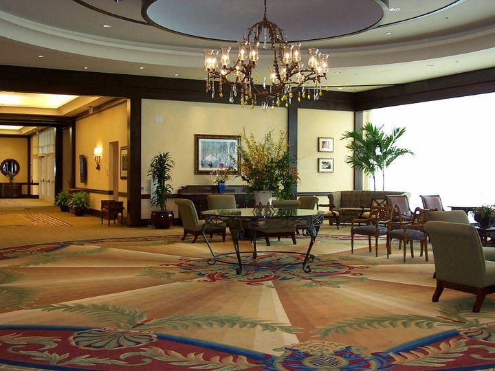 Tmx Palms Foyer 51 33140 V1 Orlando, FL wedding venue