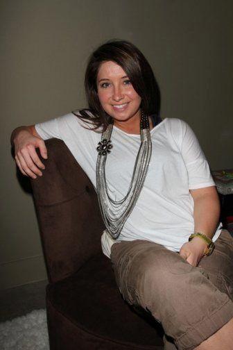 Bristol Palin in Nolita Necklace
