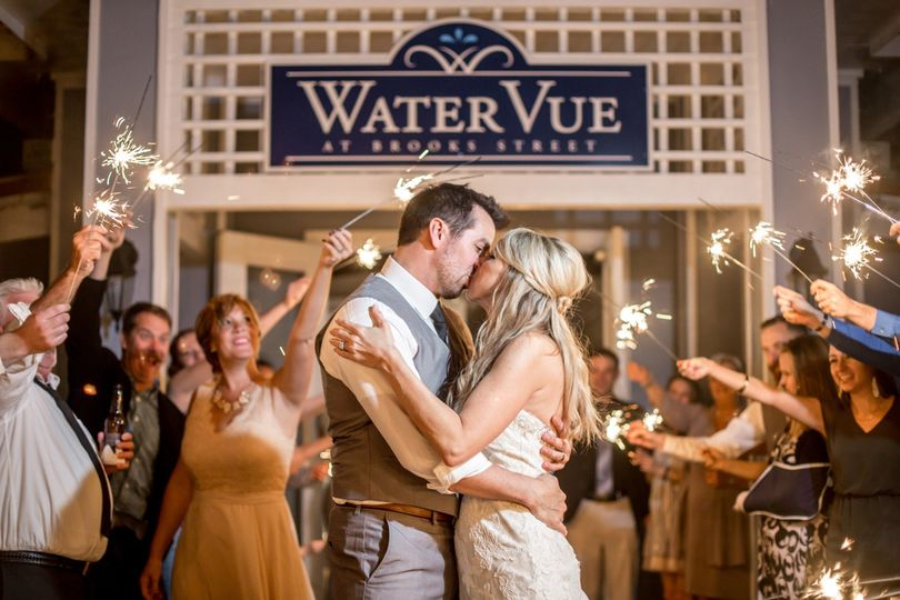 WaterVue wedding venue