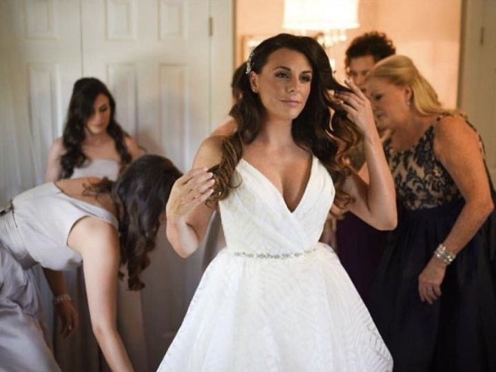 Tmx 1531158048 1601d7671dc10ddf 1531158047 F999e8249a3a1e7b 1531158046689 19 IMG 4916 Philadelphia, Pennsylvania wedding beauty