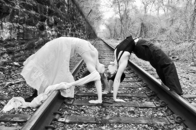 Black, White and Raw Photography