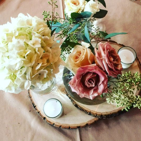 Sample centerpiece design