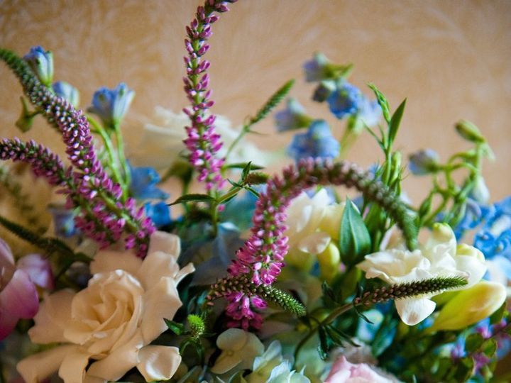 Tmx 1358622805366 BLUE1 East Aurora, New York wedding florist