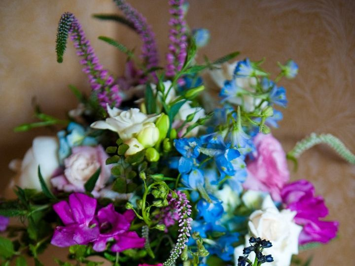 Tmx 1358622883908 BLUE2 East Aurora, New York wedding florist