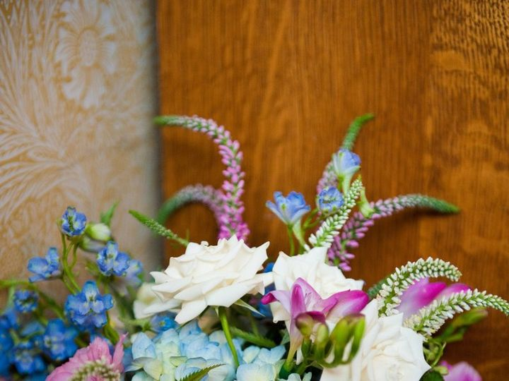 Tmx 1358623339225 BLUE8 East Aurora, New York wedding florist