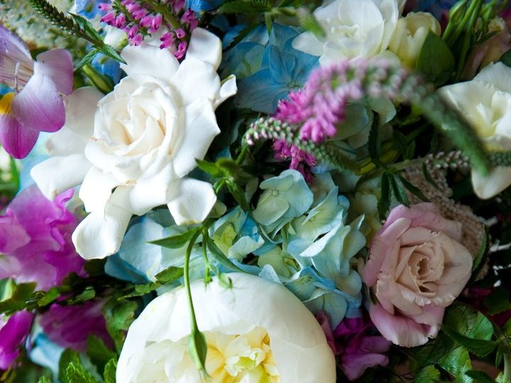 Tmx 1358623521417 BLUE11 East Aurora, New York wedding florist