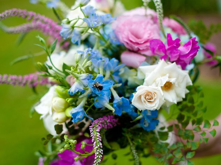 Tmx 1358624679580 BLUE19 East Aurora, New York wedding florist