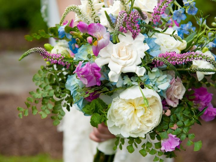 Tmx 1358624745679 BLUE20 East Aurora, New York wedding florist