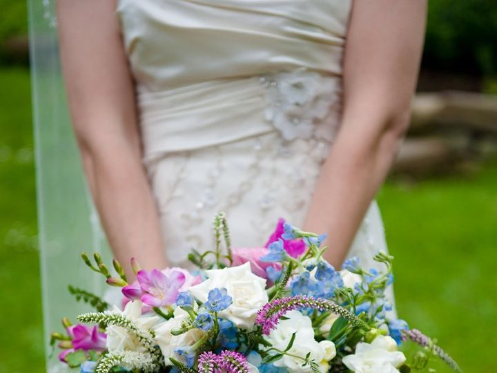 Tmx 1358624839010 BLUE22 East Aurora, New York wedding florist