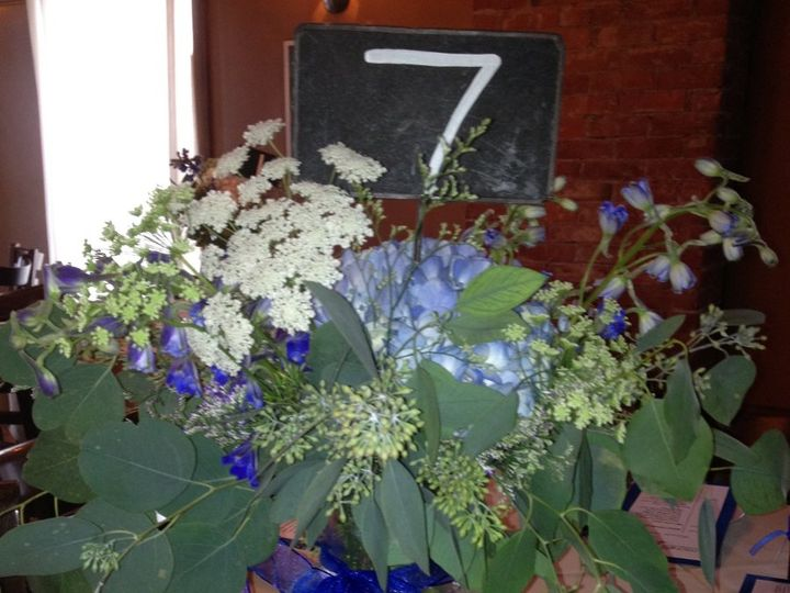 Tmx 1358625551019 BLUE33 East Aurora, New York wedding florist