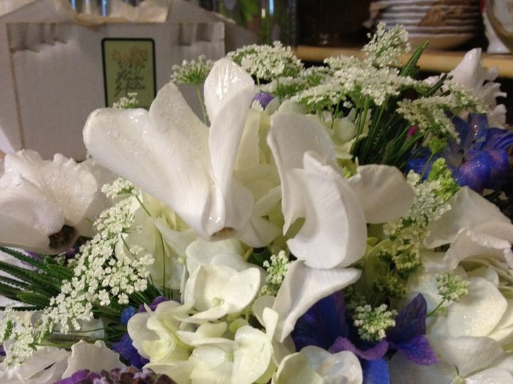Tmx 1358625677926 BLUE34 East Aurora, New York wedding florist