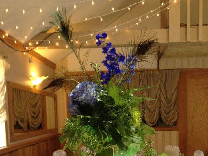 Tmx 1358625879539 BLUE38 East Aurora, New York wedding florist