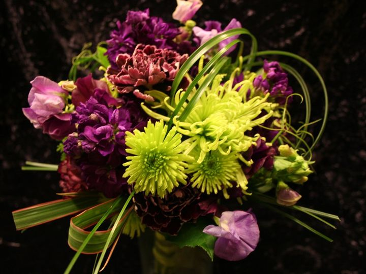 Tmx 1363439860970 PURPLE1 East Aurora, New York wedding florist