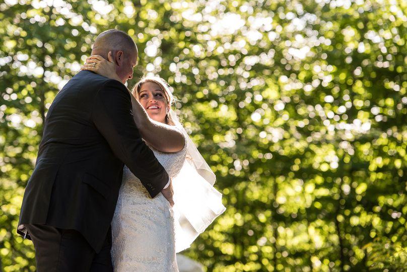 Beautiful Newry Maine Wedding
